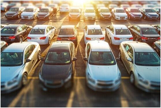 停车场平台